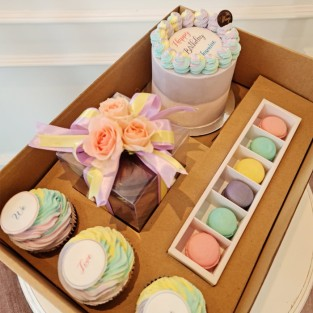 Customized Cake Box 5