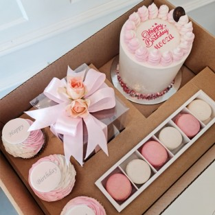 Customized Cake Box 1